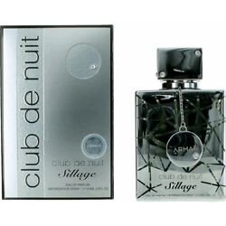 Club De Nuit Sillage by Armaf perfume for unisex EDP 3.6 oz New in Box