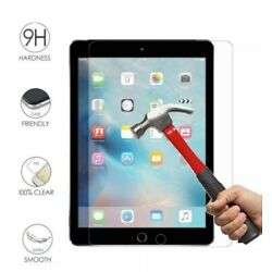 [1-Pack]Tempered GLASS Screen Protector for Apple iPad 8th Generation 2020 10.2