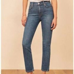NWT Reformation Jeans- Liza High Rise- Size 30