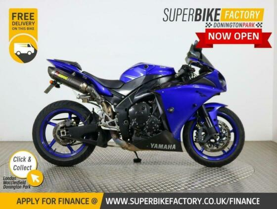 2009 09 YAMAHA R1 - BUY ONLINE 24 HOURS A DAY