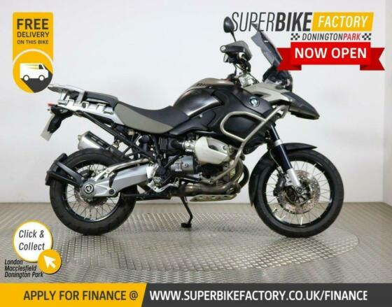 2008 08 BMW R1200GS ADVENTURE MU - BUY ONLINE 24 HOURS A DAY