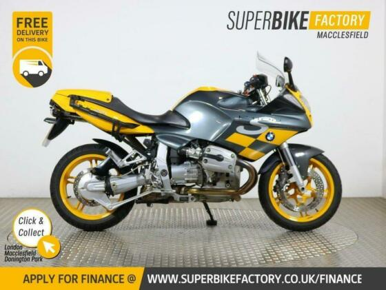 2003 03 BMW R1100 S - BUY ONLINE 24 HOURS A DAY