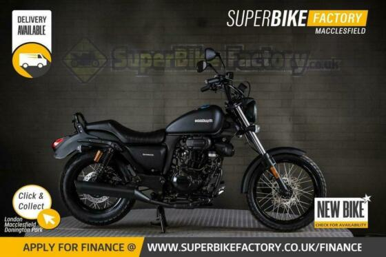 2020 SINNIS HOODLUM 125CC NEW MOTORBIKE *FINANCE AVAILABLE *DIRECT DELIVERY