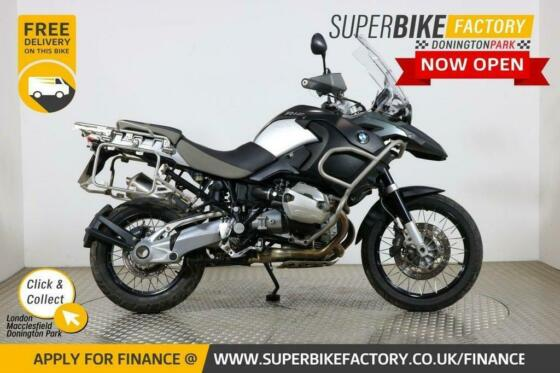 2010 59 BMW R1200GS ADVENTURE BUY ONLINE 24 HOURS A DAY