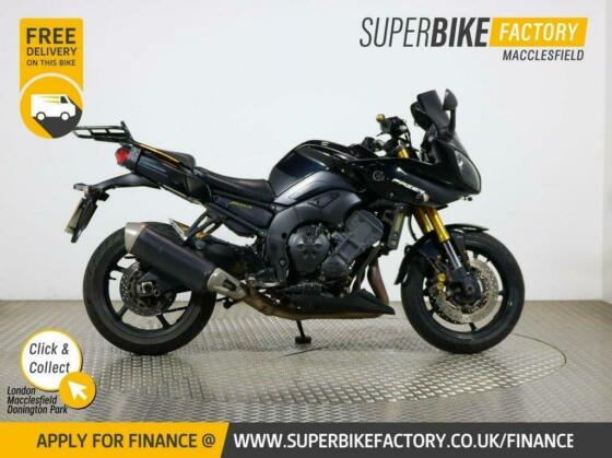 2011 11 YAMAHA FAZER 8 ABS - BUY ONLINE 24 HOURS A DAY
