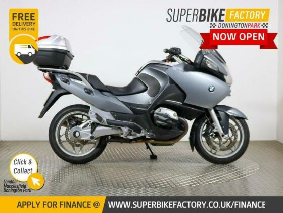 2005 05 BMW R1200RT - BUY ONLINE 24 HOURS A DAY
