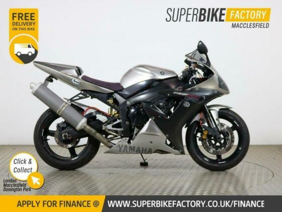 2002 02 YAMAHA R1 YZF - BUY ONLINE 24 HOURS A DAY