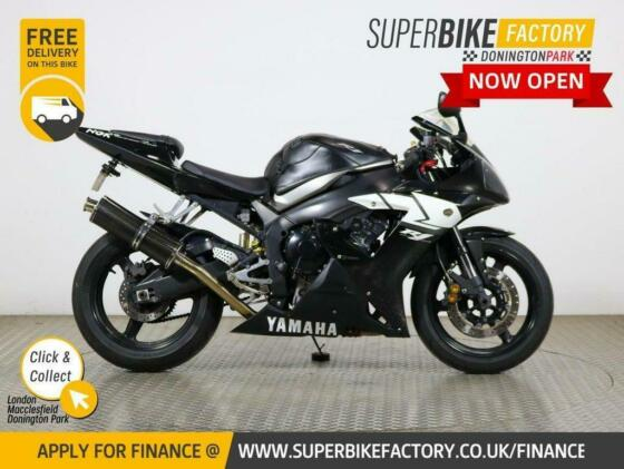 2004 04 YAMAHA R1 YZF - BUY ONLINE 24 HOURS A DAY