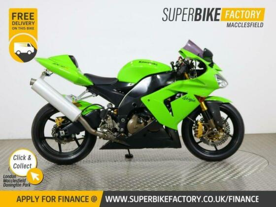 2004 04 KAWASAKI ZX-10R C1H - BUY ONLINE 24 HOURS A DAY