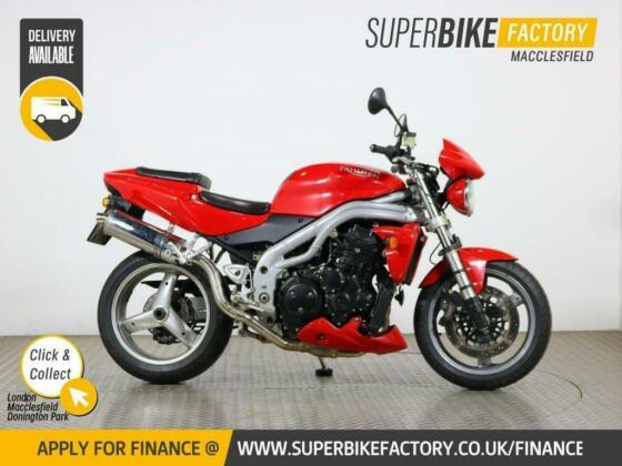 2004 54 TRIUMPH SPEED TRIPLE (955I) BUY ONLINE 24 HOURS A DAY