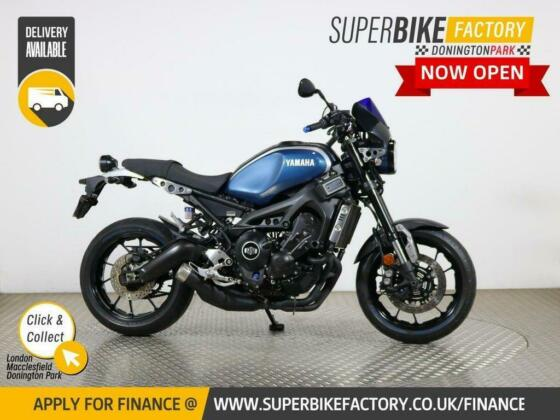 2016 16 YAMAHA XSR900 ABS - BUY ONLINE 24 HOURS A DAY