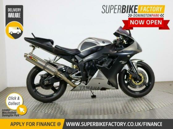 2002 52 YAMAHA R1 BUY ONLINE 24 HOURS A DAY