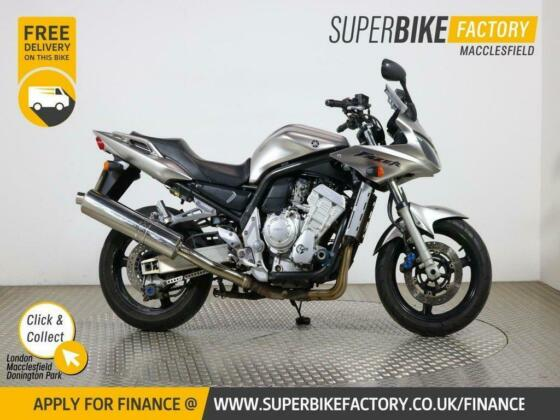 2005 05 YAMAHA FZS1000 - BUY ONLINE 24 HOURS A DAY