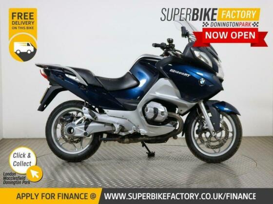 2012 62 BMW R1200RT MU - BUY ONLINE 24 HOURS A DAY