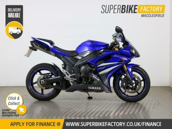 2007 07 YAMAHA R1 - BUY ONLINE 24 HOURS A DAY