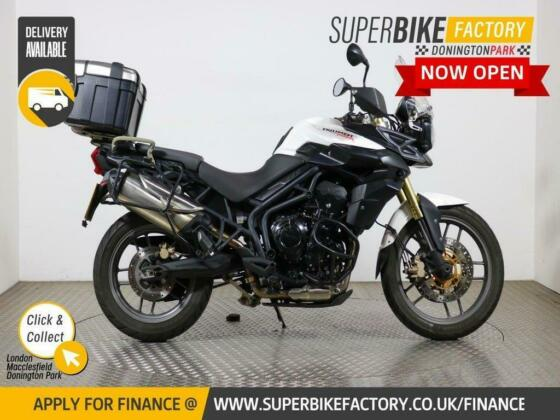2011 61 TRIUMPH TIGER 800 -E - BUY ONLINE 24 HOURS A DAY
