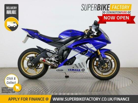 2013 62 YAMAHA R6 YZF - BUY ONLINE 24 HOURS A DAY