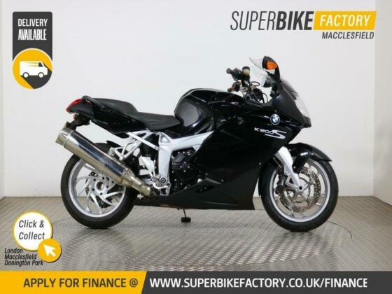 2007 07 BMW K1200S - BUY ONLINE 24 HOURS A DAY