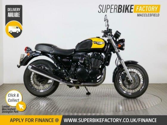 2004 04 TRIUMPH THUNDERBIRD 900 BUY ONLINE 24 HOURS A DAY