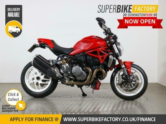 2018 18 DUCATI MONSTER 1200 BUY ONLINE 24 HOURS A DAY