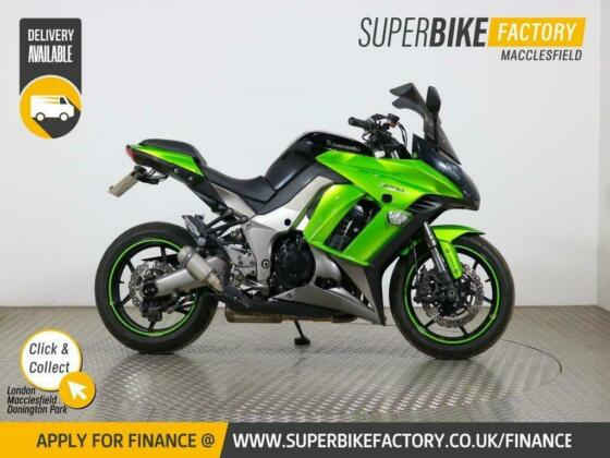 2013 13 KAWASAKI Z1000SX ABS - BUY ONLINE 24 HOURS A DAY