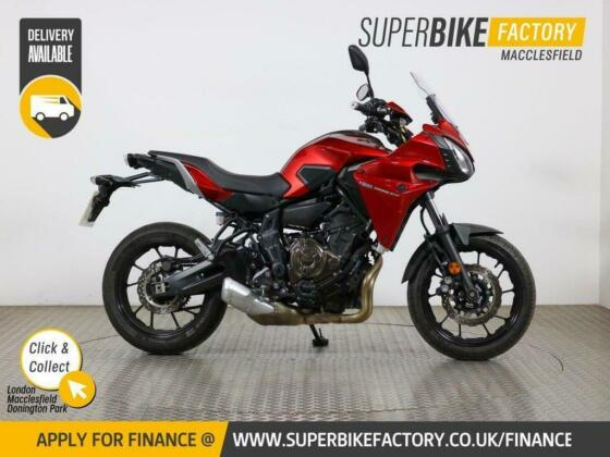 2016 66 YAMAHA TRACER 700 BUY ONLINE 24 HOURS A DAY