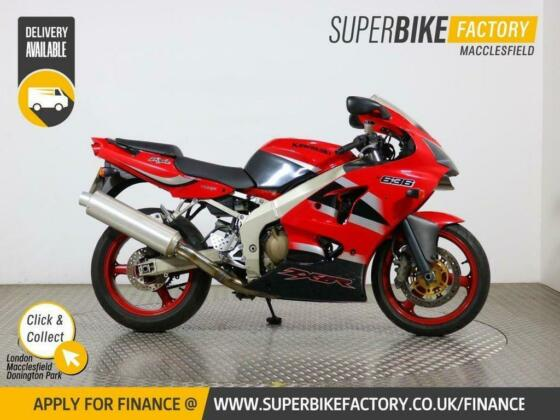 2003 52 KAWASAKI ZX-6R - BUY ONLINE 24 HOURS A DAY