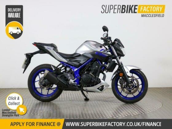 2017 17 YAMAHA MT-03 ABS - BUY ONLINE 24 HOURS A DAY