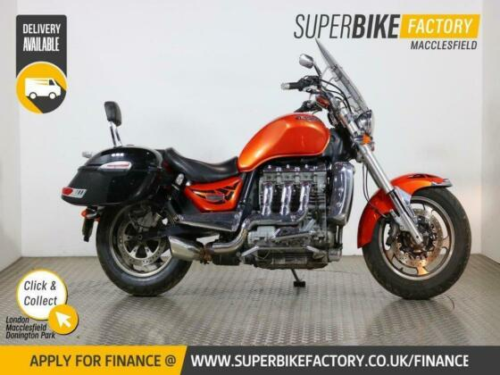 2008 08 TRIUMPH ROCKET 111 CLASSIC - BUY ONLINE 24 HOURS A DAY