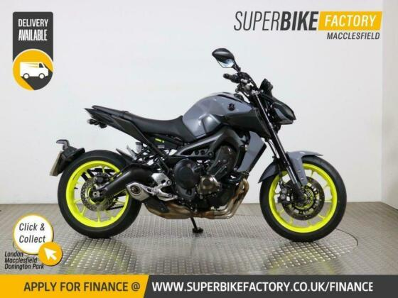2017 17 YAMAHA MT-09 ABS - BUY ONLINE 24 HOURS A DAY