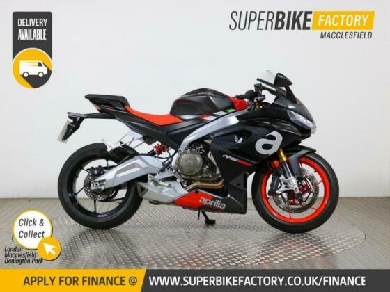 2021 21 APRILIA RS660 - BUY ONLINE 24 HOURS A DAY