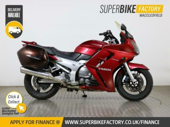 2004 04 YAMAHA FJR1300 BUY ONLINE 24 HOURS A DAY