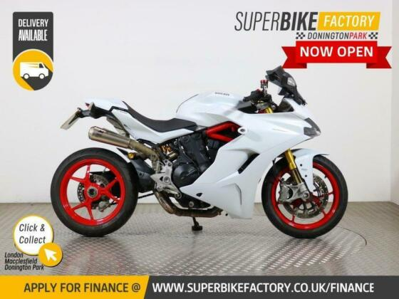2017 17 DUCATI SUPERSPORT S - BUY ONLINE 24 HOURS A DAY