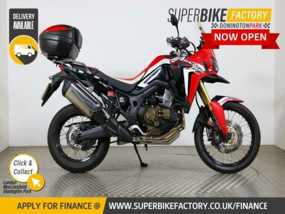 2017 17 HONDA CRF1000L AFRICA TWIN D-H - BUY ONLINE 24 HOURS A DAY