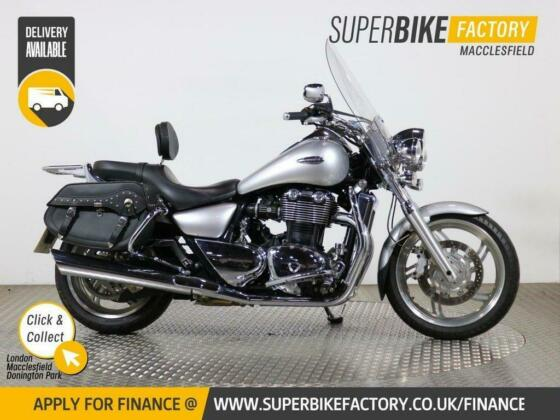 2010 60 TRIUMPH THUNDERBIRD 1600 BUY ONLINE 24 HOURS A DAY