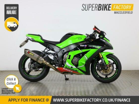 2013 63 KAWASAKI ZX-10R ABS - BUY ONLINE 24 HOURS A DAY