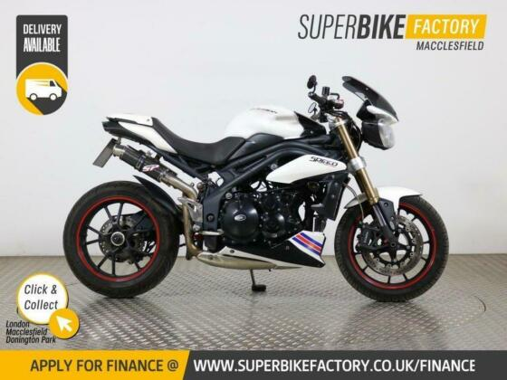 2011 11 TRIUMPH SPEED TRIPLE 1050 BUY ONLINE 24 HOURS A DAY