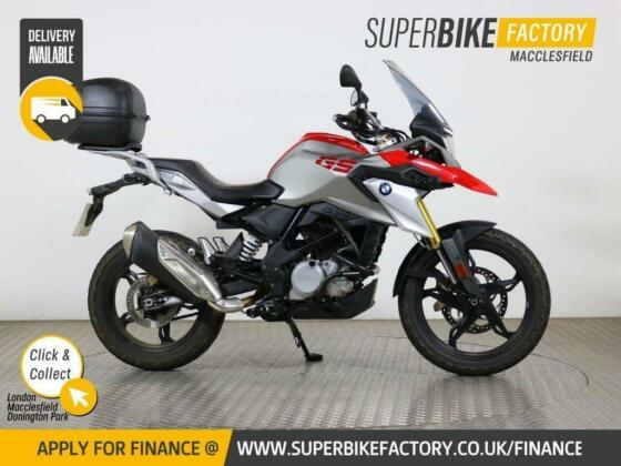 2018 67 BMW G310GS BUY ONLINE 24 HOURS A DAY