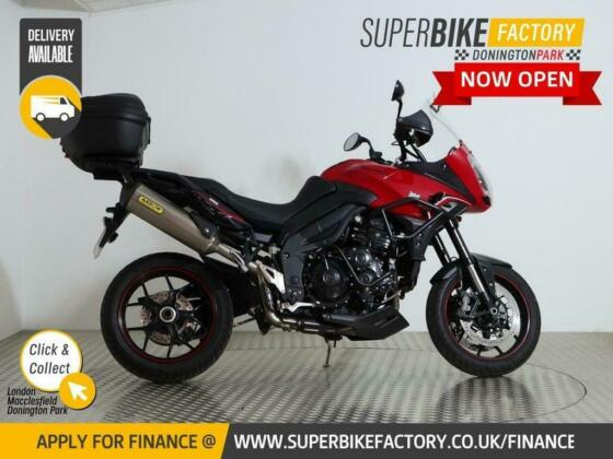 2013 13 TRIUMPH TIGER 1050 SPORT - BUY ONLINE 24 HOURS A DAY