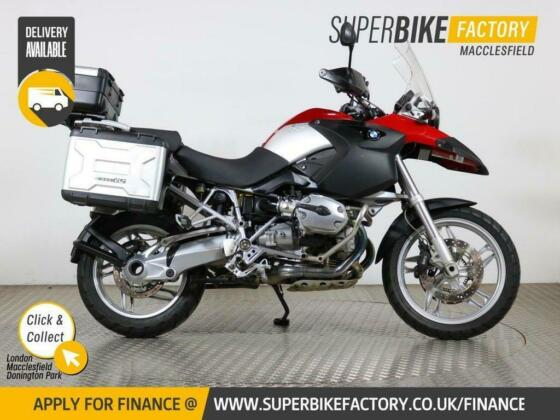 2007 07 BMW R1200GS BUY ONLINE 24 HOURS A DAY