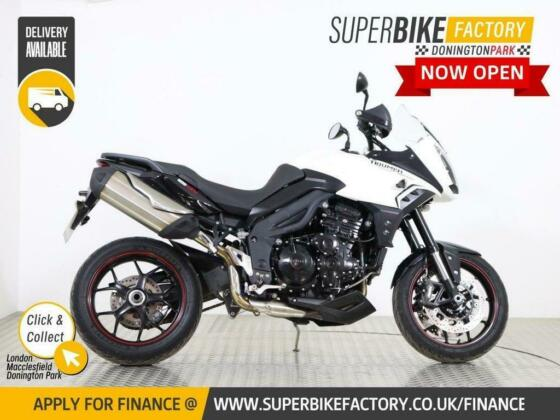 2014 14 TRIUMPH TIGER 1050 SPORT - BUY ONLINE 24 HOURS A DAY