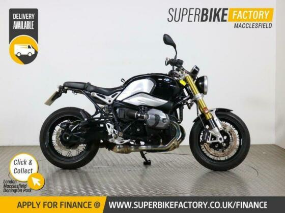 2018 68 BMW R NINE T - BUY ONLINE 24 HOURS A DAY