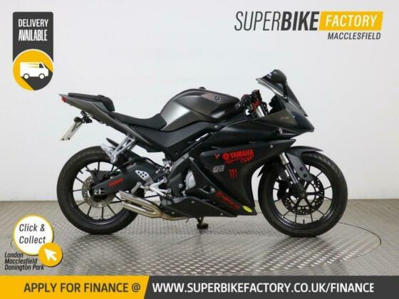 2014 64 YAMAHA YZF-R125 - BUY ONLINE 24 HOURS A DAY