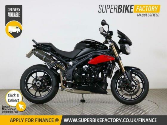 2016 16 TRIUMPH SPEED TRIPLE 1050 94R - BUY ONLINE 24 HOURS A DAY