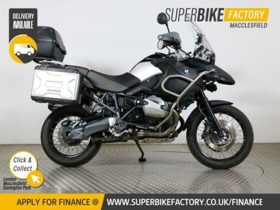 2012 61 BMW R1200GS ADVENTURE TU - BUY ONLINE 24 HOURS A DAY