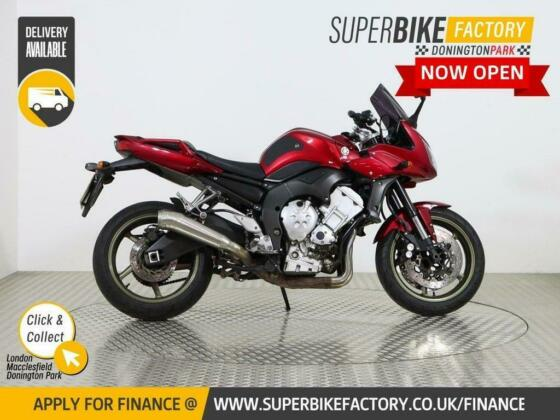 2009 09 YAMAHA FZ1 - BUY ONLINE 24 HOURS A DAY