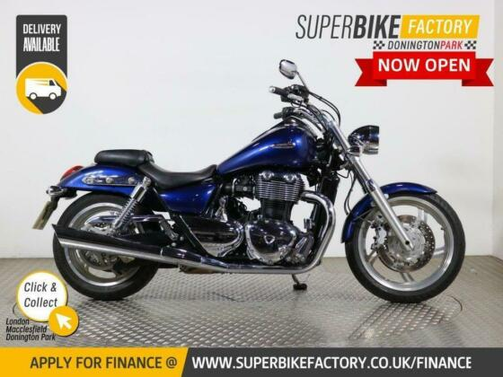 2011 11 TRIUMPH THUNDERBIRD 1600 ABS - BUY ONLINE 24 HOURS A DAY