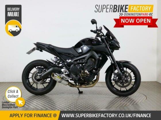 2019 YAMAHA MT-09 ABS - BUY ONLINE 24 HOURS A DAY