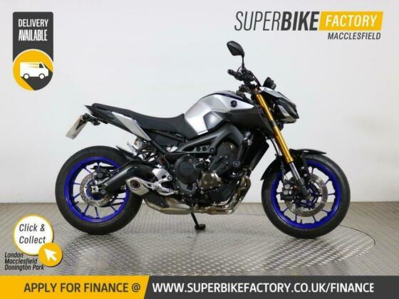 2018 18 YAMAHA MT-09 SP BUY ONLINE 24 HOURS A DAY