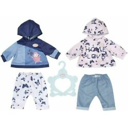 Baby Annabell Baby Suits (704202) Brand New (One Supplied Styles Vary)